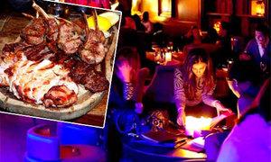 Những món ăn 'nuốt nước miếng' ở nhà hàng hot của sao Ngoại hạng Anh