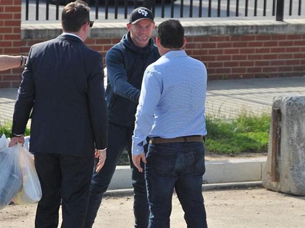 Rooney sắp tới chơi bóng ở DC United. Ảnh: NN.