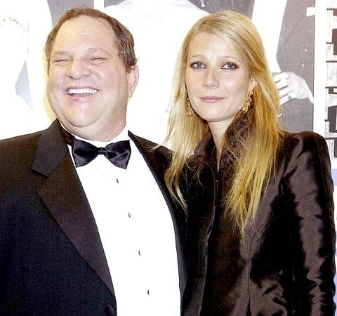 Harvey Weinstein đã gạ gẫm Gwyneth lên giường xoa bóp cho ông.