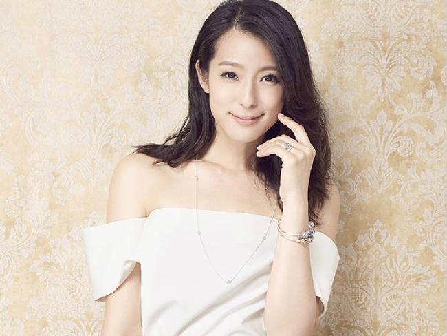 Nữ diễn viên Đài Loan - Lại Nhã Nghiên. Ảnh: Pinterest.