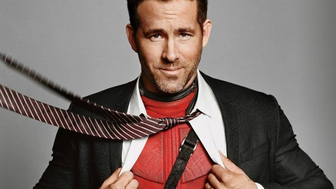 Khi Deadpool nằm trong số phim siêu anh hùng có kinh phí thấp nhất, Ryan Reynolds phải liên tiếp ra mặt tiếp thị. Ảnh:GQ.