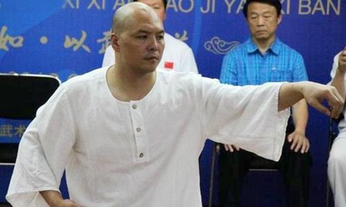 Cao thủ Võ Đang bị võ sĩ MMA nghiệp dư đánh sấp mặt