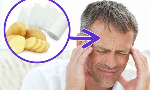 10 mẹo chăm sóc sức khỏe, làm sạch nhà với khoai tây