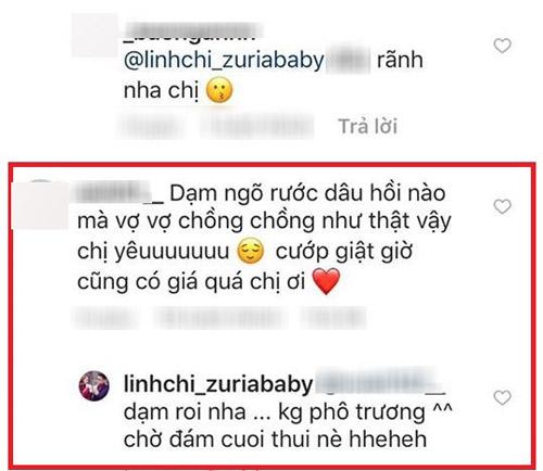 Linh Chi thừa nhận đã làm lễ dạm ngõ với Lâm Vinh Hải
