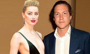Chia tay tỷ phú Elon Musk, Amber Heard hẹn hò bồ cũ của Heidi Klum