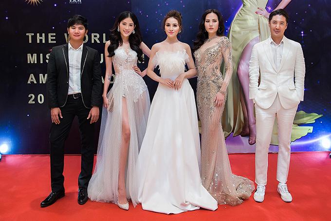 Hoa hậu Thư Dung, Á hậu Thanh Trang đọ sắc tại sự kiện - 7