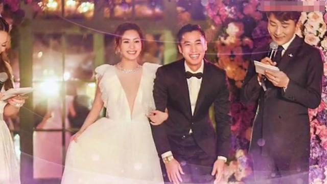 Cô dâu Chung HânĐồng khóc sướt mướt từđầu tới cuối tiệc cưới - 1