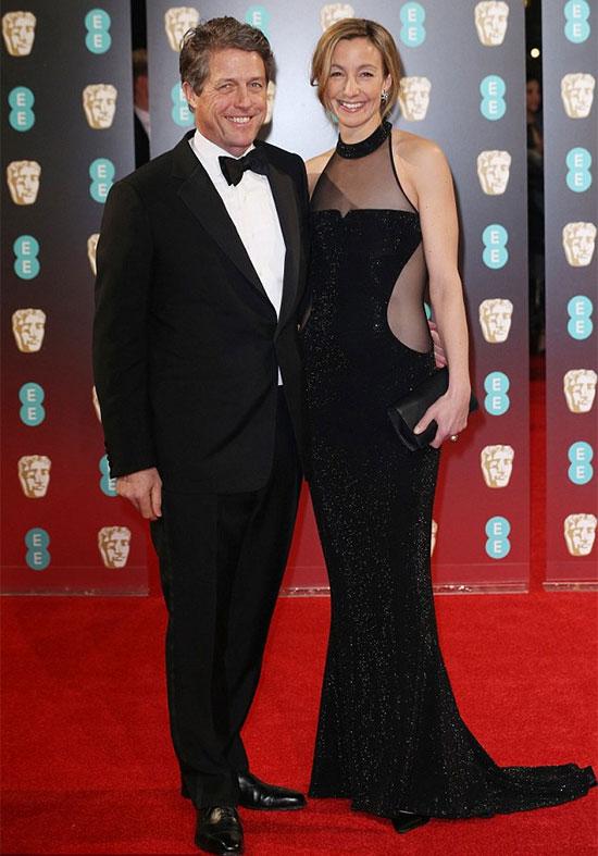 Hugh Grant kết hôn với Anna Eberstein ở tuổi 57.