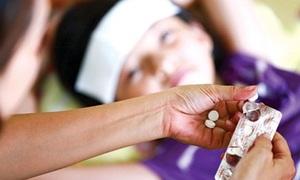 Cô gái Hà Giang bị suy gan sau khi uống thuốc paracetamol