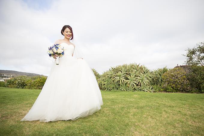 Thanh Thảo và ông xã đã chụp ảnh cưới. Họ kết hôn vào cuối năm 2017, dự định khi con cứng cáp mới làm tiệc thết đãi bạn bè.