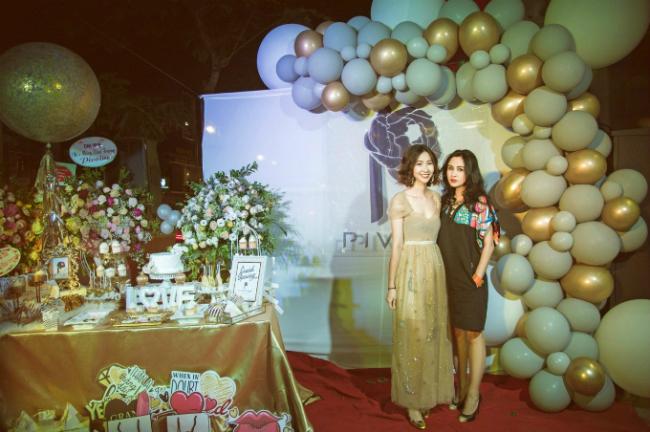 Diva Thanh Lam xuất hiện tại sự kiện thời trang của cháu gái.