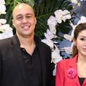Maria Đinh Phương Ánh đi sự kiện cùng bạn trai Tây kém tuổi