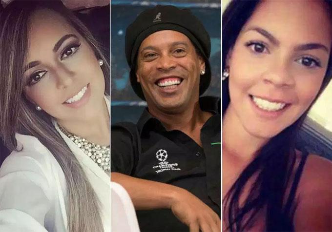 Ronaldinho: Tôi không cưới hai vợ cùng lúc