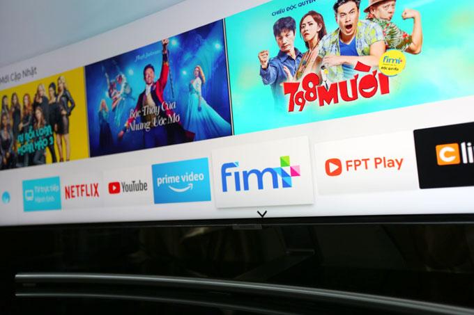 Đánh giá QLED Q8C 2018: TV chấm lượng tử màn hình cong - 2