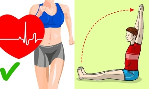 10 dấu hiệu cho thấy bạn đang có thể trạng tốt dù không hề tập luyện