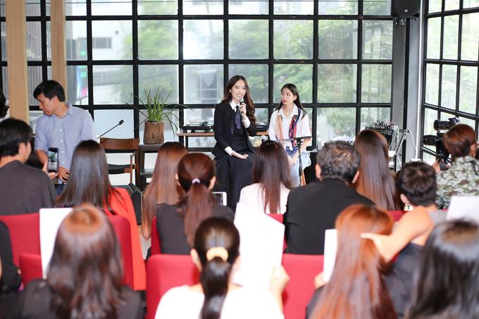 Khoảng 15 cơ quan báo, đài của Thái Lan tham gia sự kiện này.