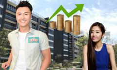 Mỹ nam TVB tiết kiệm hơn 10 năm để mua nhà ở Hong Kong