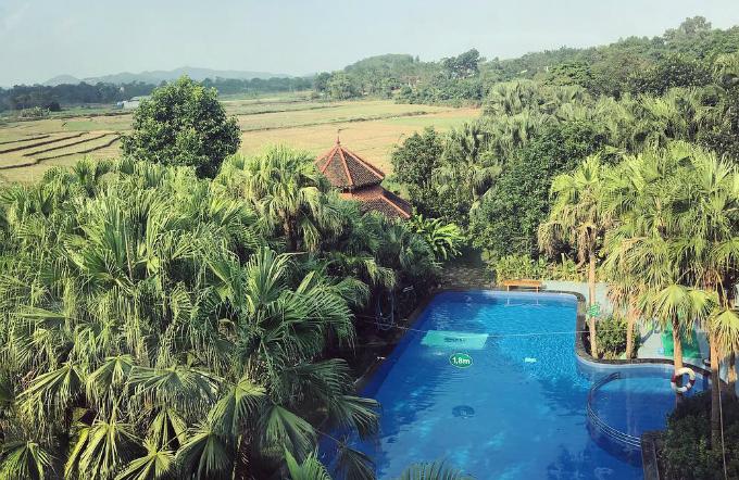 Bốn khu nghỉ gần Hà Nội dành cho các gia đình - 6