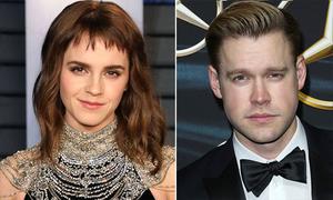 Emma Watson chia tay nam diễn viên 'Glee' sau 6 tháng hẹn hò