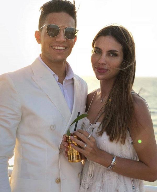 Hôn lễ ở quê cô dâu Israel tổ chức ngày 30/5. Ảnh: NS.