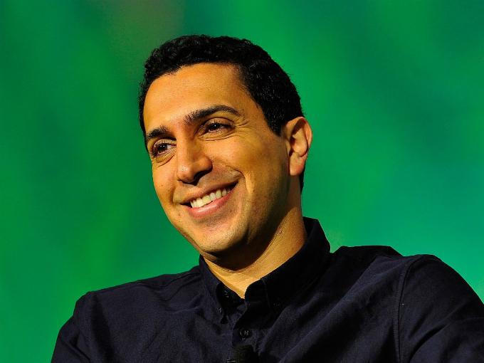 Nhàsáng lập chính củaTinder từng ước mơ tham gia showbiz trước khi mở công ty công nghệ đầu tiên năm 18 tuổi. Ảnh:Business Insider.