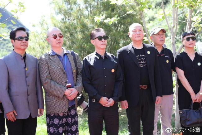 Thầy trò Đường Tam Tạng đều đã ở tuổi về già.