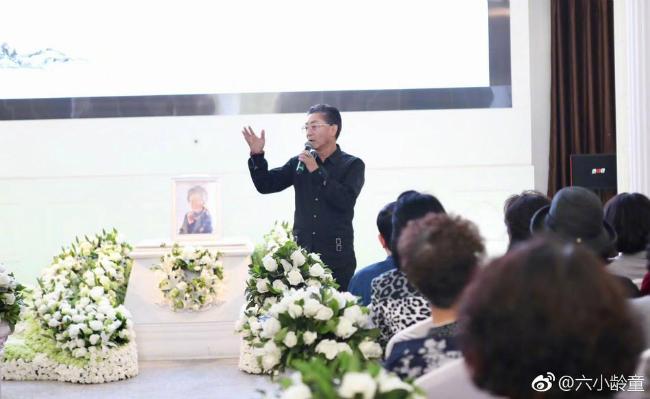 Trong sự kiện, Tôn Ngộ Không có những chia sẻ vềđạo diễn Dương Khiết, vềnhững kỷ niệm khi họ còn làm việc với nhau hơn 30 năm trước.