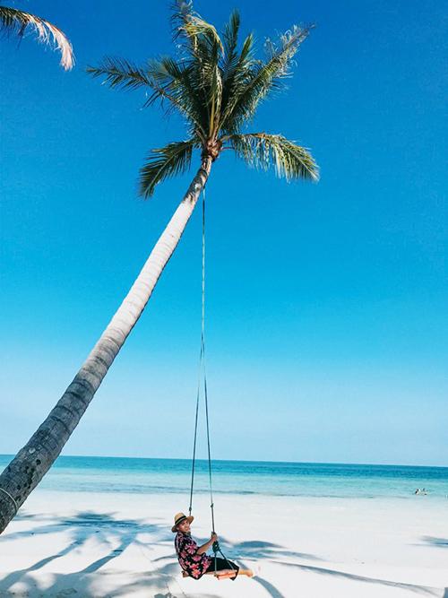 Chuyến du lịch đảo xanh nắng vàng của chàng trai mét 52 - 7