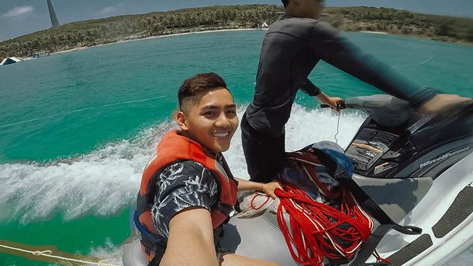 Chuyến du lịch đảo xanh nắng vàng của chàng trai mét 52 - 9
