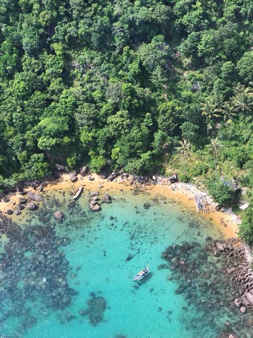 Chuyến du lịch đảo xanh nắng vàng của chàng trai mét 52 - 2