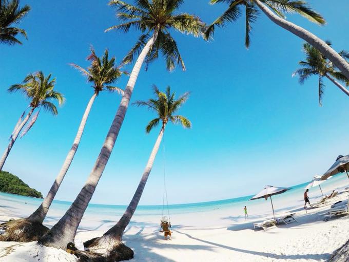 Chuyến du lịch đảo xanh nắng vàng của chàng trai mét 52 - 3