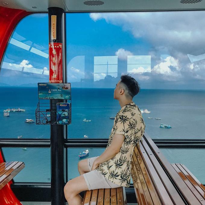 Chuyến du lịch đảo xanh nắng vàng của chàng trai mét 52 - 1