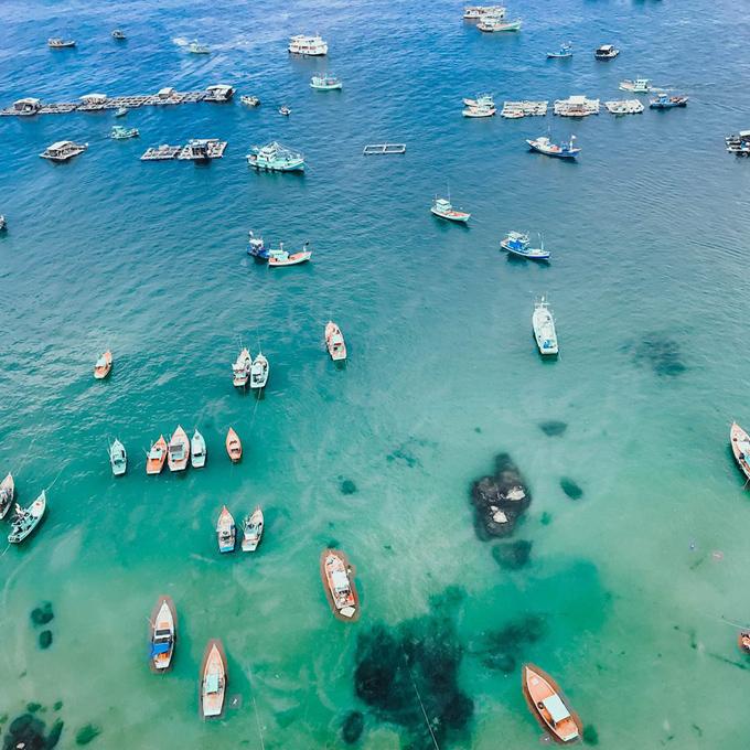 Chuyến du lịch đảo xanh nắng vàng của chàng trai mét 52 - 4