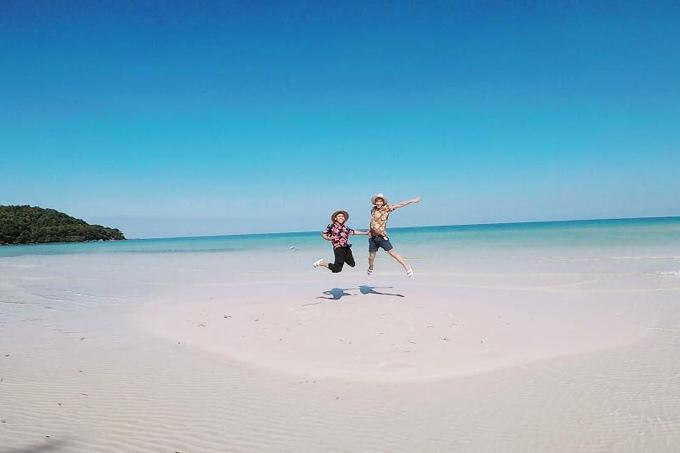 Chuyến du lịch đảo xanh nắng vàng của chàng trai mét 52 - 5