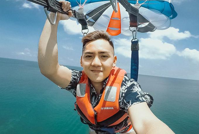 Chuyến du lịch đảo xanh nắng vàng của chàng trai mét 52 - 6