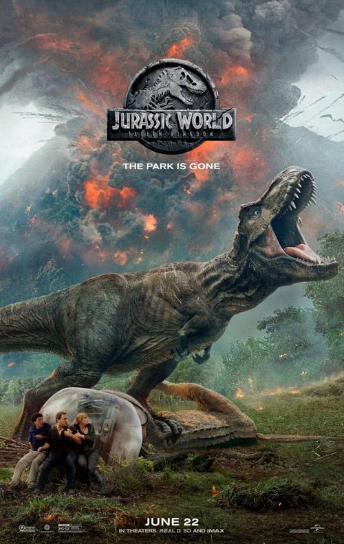 Em gái mưa cạnh tranh với bom tấn Jurassic World trong tháng 6/2018 - 5