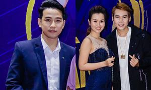 Võ Hạ Trâm 'đụng' tình cũ Triệu Lộc tại đêm nhạc của Trần Vũ