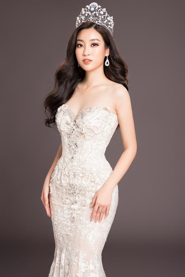 Hoa hậu Việt Nam 2016 Đỗ Mỹ Linh - giám khảo Hoa hậu Việt Nam 2018.