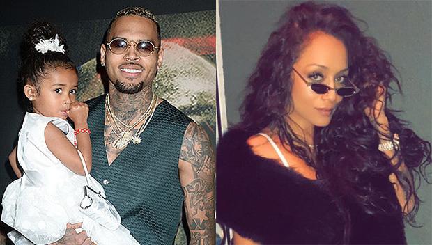Tháng 2/2015, Chris Brown đi xét nghiệm DNA mới phát hiện anh chính là bố của con gái người mẫu Nia Guzman. Khi đó, cô bé Royalty mới 9 tháng tuổi. Chris và Nia là bạn bè nhiều năm nhưng không có mối quan hệ tình cảm nên mọi người đều rất sốc trước thông tin này. Trong khi đó, nam ca sĩ Mỹ lại đang hẹn hò với người mẫu gốc Việt, Karrueche Trần. Chris đã rất vui sướng khi nhận con và tiếp tục mối quan hệ bạn bè với mẹ của bé. Tuy nhiên Karrueche Trần không thể tha thứ cho sự phản bội của Chris Brown và đã tuyên bố chia tay ngay lập tức.