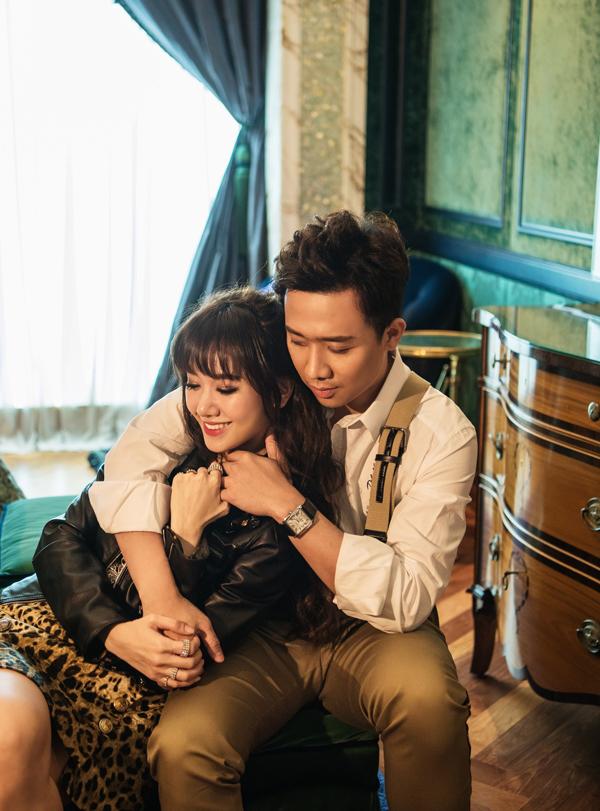 Trấn Thành, Hari Won kỷ niệm 17 tháng kết hôn - 8