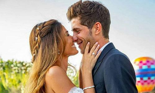 Sao trẻ Barca cưới vợ siêu mẫu