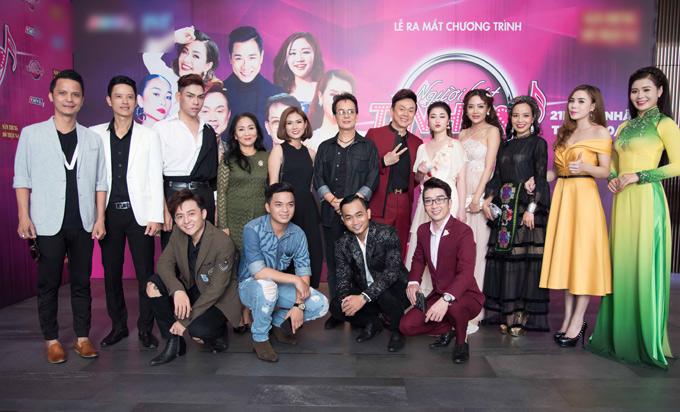 Người hát tình ca 2018 phát sóng trên Đài truyền hình Vĩnh Long vào 21h chủ nhật hàng tuần, bắt đầu từ ngày 10/6. Chương trình tìm kiếm những giọng ca tài năng ở thể loại nhạc trữ tình, bolero. Giải thưởng cho người đoạt ngôiquán quân là 200 triệu đồng.