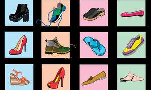 Kiểu giày dép yêu thích tiết lộ điều gì về bạn