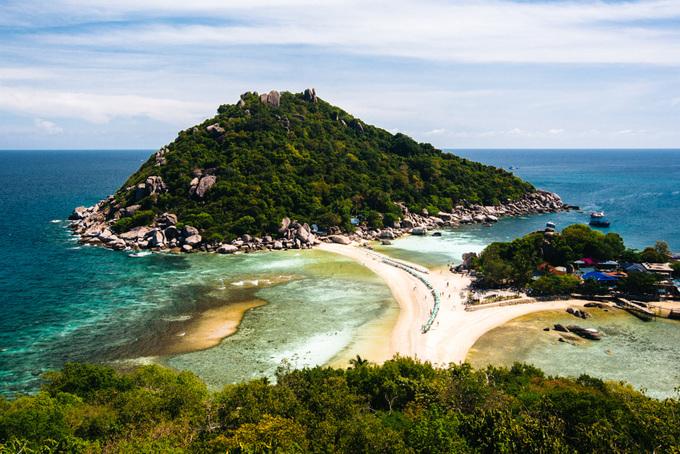 Hè này đi lặn ống thở giá bình dân ở đảo \'Điệp Sơn của Thái Lan\'