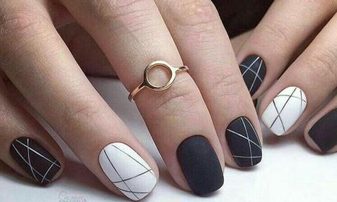 10 mẫu móng tay lì giúp bạn thêm điểm ấn tượng