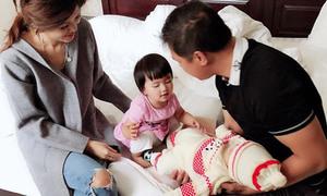 Hoa hậu Oanh Yến công khai chồng sau 3 năm giấu kín