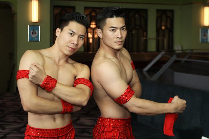 Quốc Cơ - Quốc Nghiệp đặt quyết tâm cao độ khi sang Anh tranh tài. Cặp đôi xiếc chia sẻ, họ muốn giới thiệu về con người và nét đặc sắc của xiếc Việt Nam với bạn bè quốc tế.