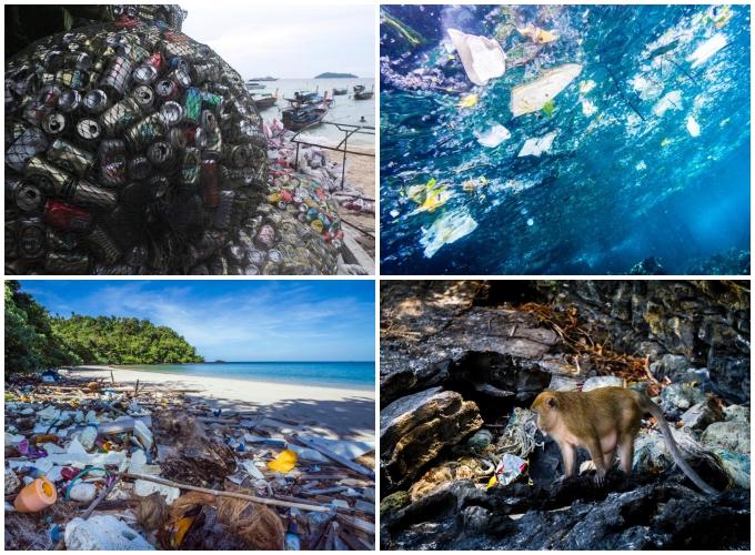 Vịnh Maya ở đảo Phi Phi, Thái Lan đóng cửa vì quá đông du khách - 2
