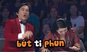 Ngọc Huyền và khán giả cười nghiêng ngả khi Kim Tử Long nói tiếng Anh