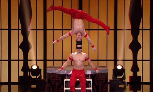 Quốc Cơ - Quốc Nghiệp vào chung kết Britain's Got Talent